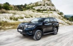 Toyota Land Cruiser vine în România cu prețuri de pornire de 47.600 euro