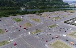 Uber a creat un oraș fals pentru a-și testa mașinile autonome