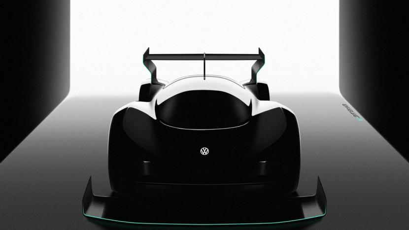 Volkswagen electrica de curse