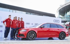 Ce modele Audi au ales starurile FC Bayern Munchen