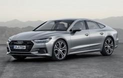 Oficial: Noul Audi A7 Sportback, coupe cu 4 uși și tehnică de la A8