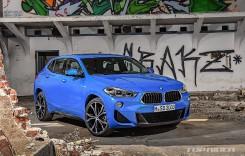 BMW X2: Primele imagini oficiale cu noul SUV Coupe