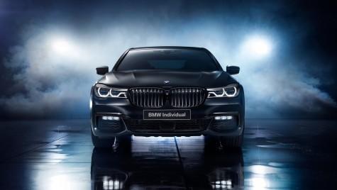 Pentru oligarhi: BMW Seria 7 Individual Black Ice Edition