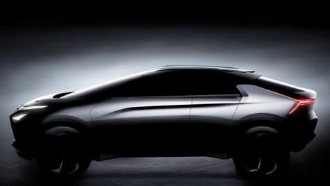 Mitsubishi e-Volution: Urmașul legendei sport e un SUV