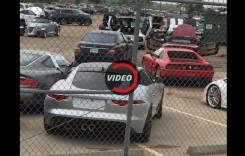 Uraganul Harvey: Mii de mașini scumpe așteaptă să fie distruse
