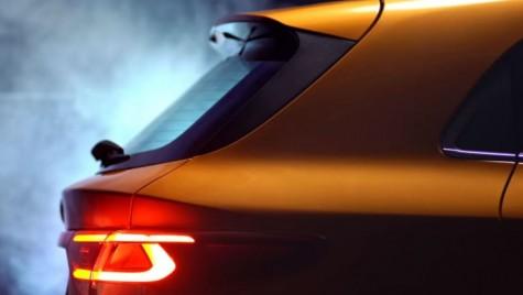 Kia anunță un crossover misterios pentru Rusia și China