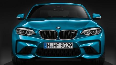 BMW M2 Competition cu motor de M4 și 410 CP
