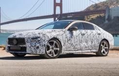 Noul Mercedes CLS: Primele imagini și detalii oficiale