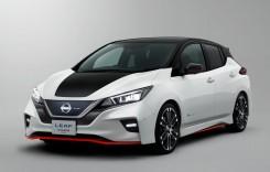 Nissan prezintă Leaf Nismo Concept: Înaltă tensiune!