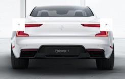 Polestar 1: Ultimul teaser al noului Volvo Coupe
