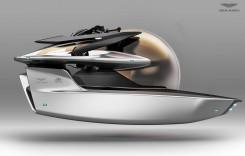 Submarin Aston Martin, primul produs al Aston Martin Consulting