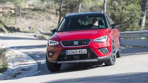 A venit SEAT Arona diesel și costă 17.500 euro