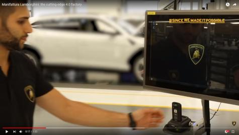 Lamborghini Urus e aici: Primul video cu noul SUV