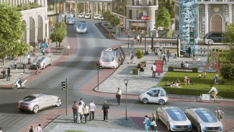 Bosch: Noi concepte pentru mobilitate și conducere autonomă