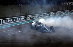 Formula 1: Final de sezon la Abu Dhabi, Hamilton campion mondial