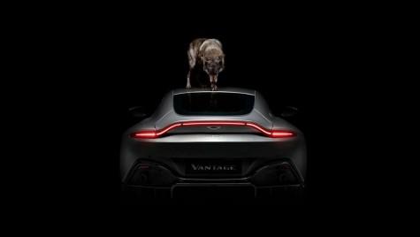 Frumusețea nu poate fi domesticită – Primul clip promoțional cu Aston Martin Vantage
