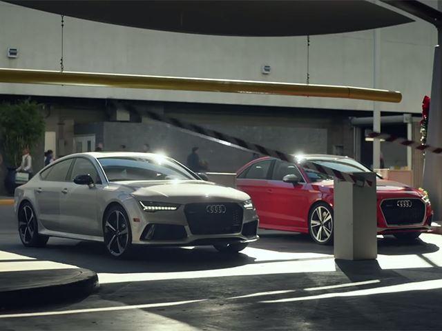 Audi RS7 & Audi RS3