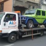 Alo Tractari ofera proprietarilor de autoturisme servicii de tractari auto non-stop