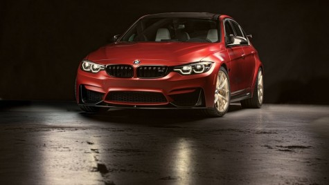 Fructul oprit: Ediția limitată BMW M3 30 Years American Edition
