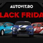 Autovit.ro si-a dublat oferta de Black Friday. Valoarea masinilor la reducere ajunge la 6,9 milioane ...