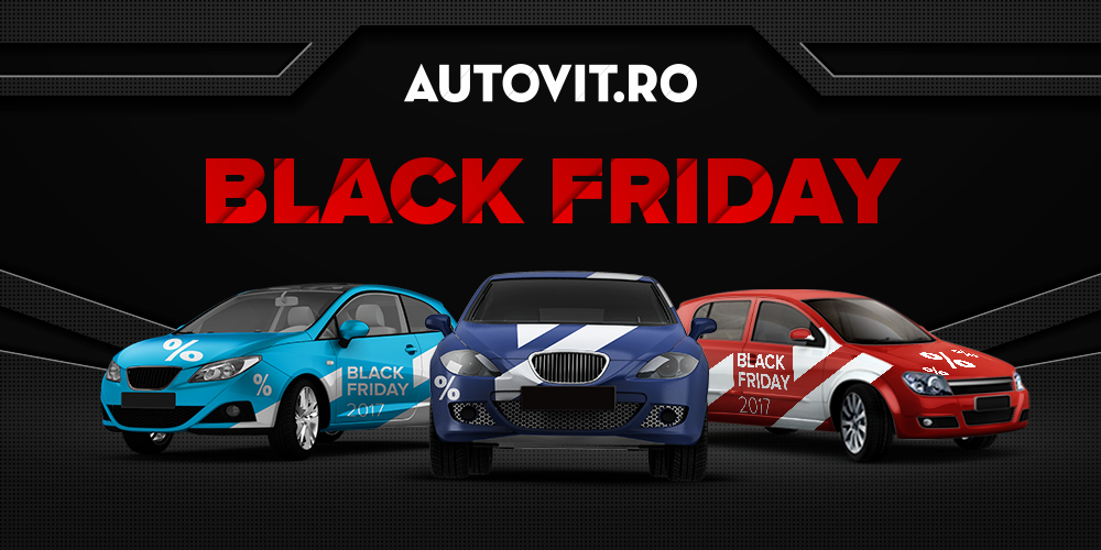 Black Friday Autovit.ro