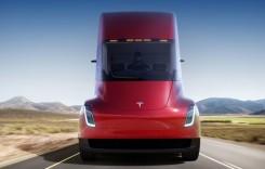 Iată primul camion electric Tesla!