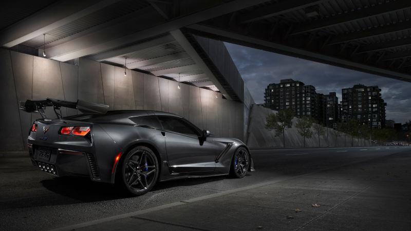 Chevrolet Corvette ZR1 (1)