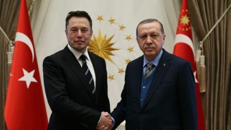 Față-n față – Elon Musk s-a întâlnit cu președintele Turciei pentru a discuta despre SpaceX