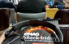 eMAG: oferte auto de Black Friday 2017