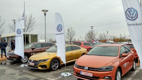 Volkswagen Brand Days: testați cele mai recente modele
