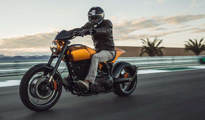 Keanu Reeves motor2