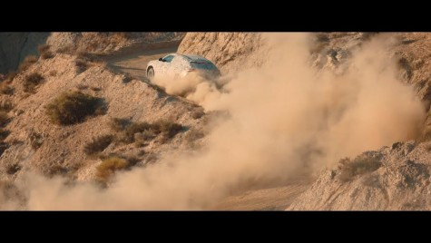 Lamborghini Urus o ia la goană pe macadam într-un nou teaser video