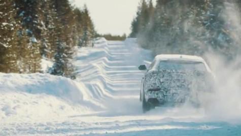 """Taur furios în zăpadă – Iată cum se comportă Lamborghini Urus în modul """"Neve"""""""
