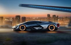 Lamborghini pregătește un bolid electric. Așa arată conceptul!
