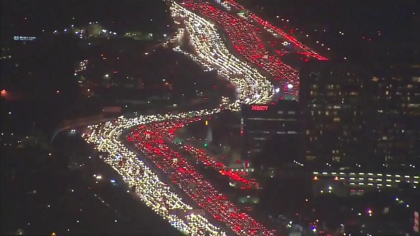 Los Angeles trafic