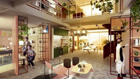 MINI creează prima clădire MINI LIVING din lume la Shanghai