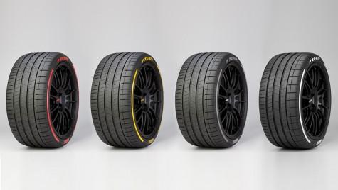 Anvelope vorbitoare și colorate – Pirelli dezvoltă aplicația interactivă