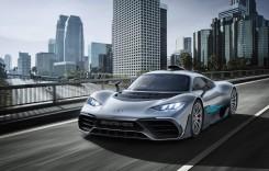 La preț dublu! Un Mercedes-AMG Project One este de vânzare deși modelul era sold out!