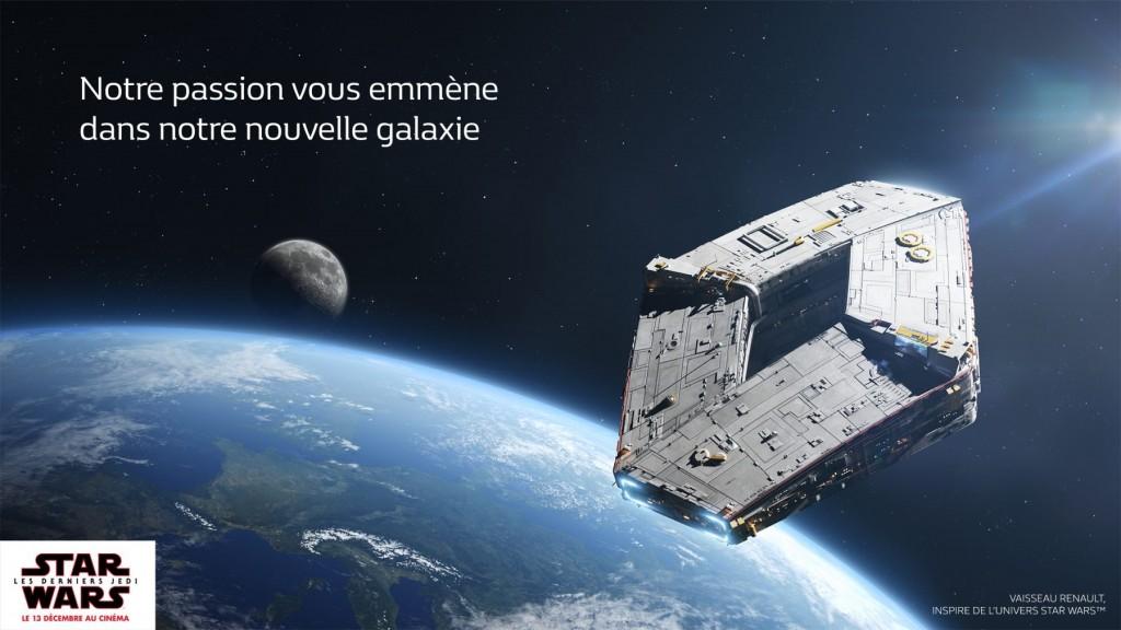 Renault Star Wars