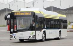 Cluj-Napoca va avea autobuze electrice cu încărcare wireless