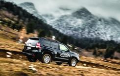 Test Toyota Land Cruiser Luxury AVS