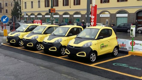 Tripla revoluție din industria auto