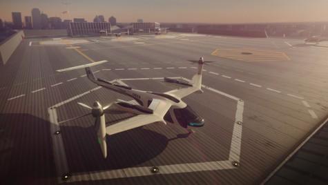 uberAIR: Uber dezvoltă cu NASA vehicule aeriene fără pilot
