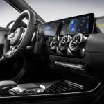 Mercedes-Benz A-Klasse, Interieur Mercedes-Benz A-Class interior