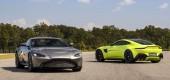 OFICIAL: Noul Aston Martin Vantage, cu motor Mercedes-AMG