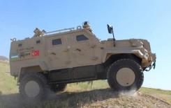 Vehicule blindate turcești fabricate în România