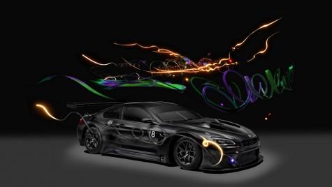 BMW M6 GT3 se transformă în cel de-al 18-lea BMW Art Car din istorie