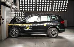Rezultate EuroNCAP: 9 noi modele supuse testelor de siguranță