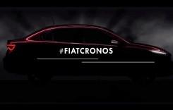 VEZI cum arată noul rival Fiat pentru Dacia Logan