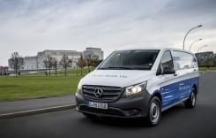 Mercedes-Benz eVito: Van electric cu autonomie de 150 km